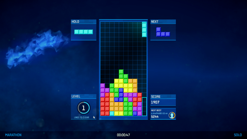 Tetris-Ultimate